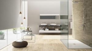 Castelvetro 2014 Woodland.20x120.Almond.Multistick.Maple 01 Bagno Definitivo.NEW